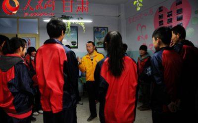 心理志愿者刘飞:在舟曲种下心理重建的种子
